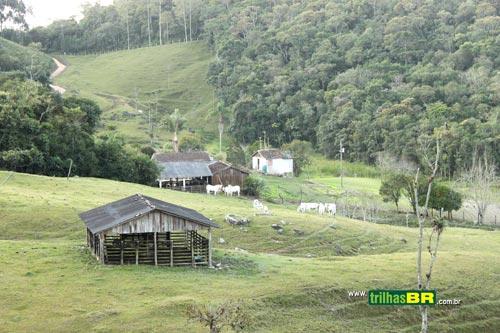 Parque Estadual da Serra do Tabuleiro - Santo Amaro da Imperatriz
